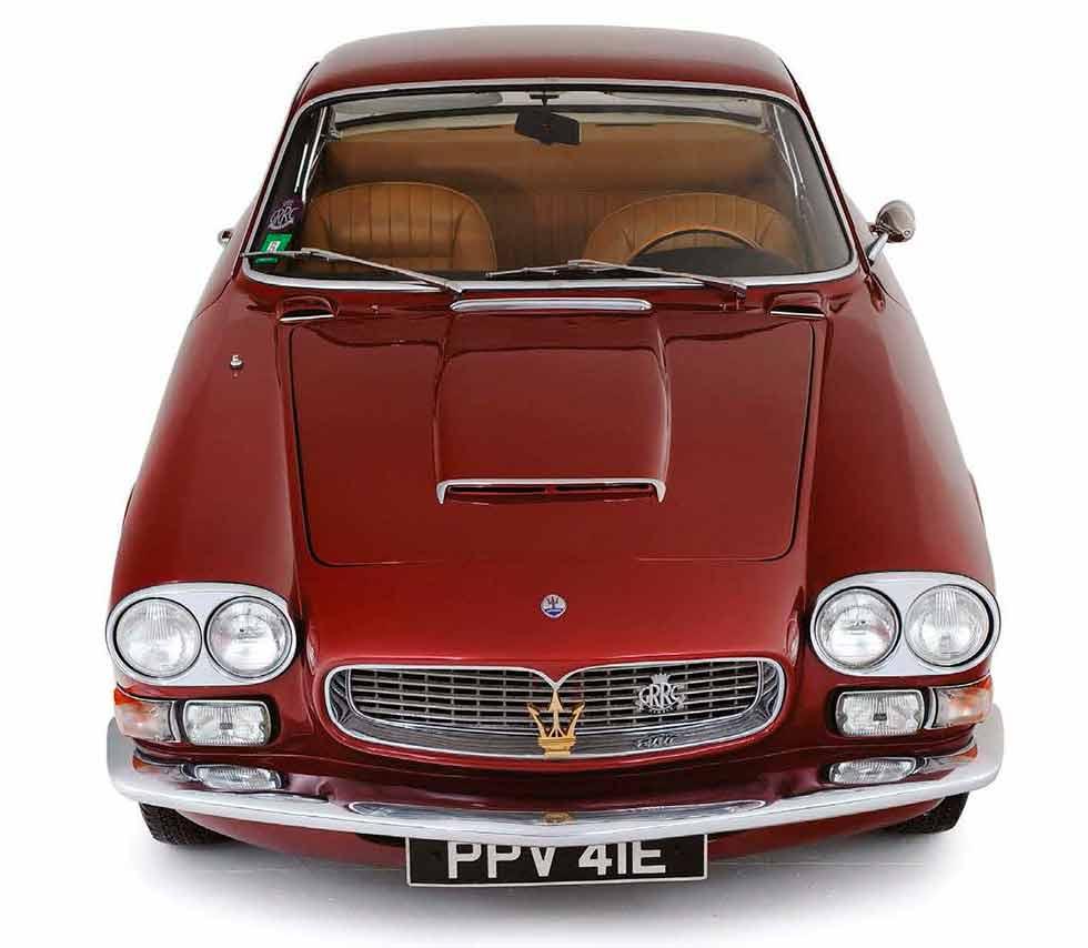 1967 Maserati Sebring Series II Tipo AM 101/10