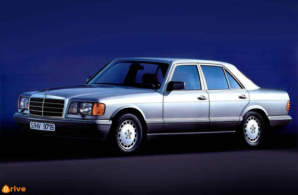 Mercedes-Benz S Class W126 is seductively priced