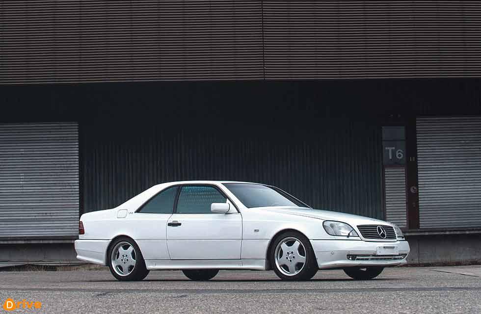 1998 Mercedes-Benz CL600 AMG C140