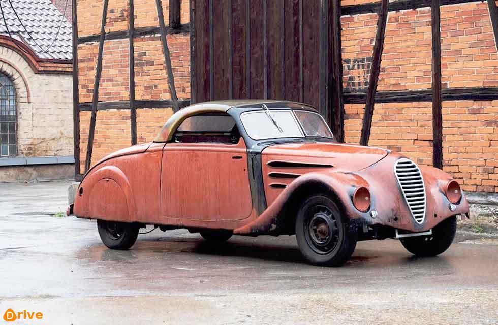 Peugeot 402 Eclipse E4 Coupé Cabriolet 1936