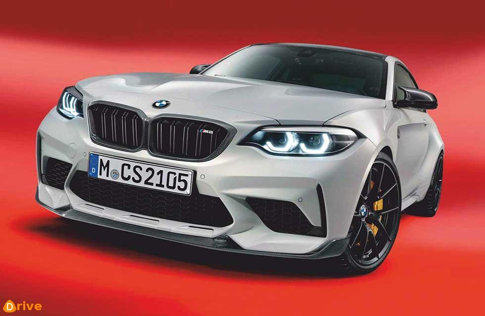 Ultimate 2020 BMW M2 CS 444bhp inbound