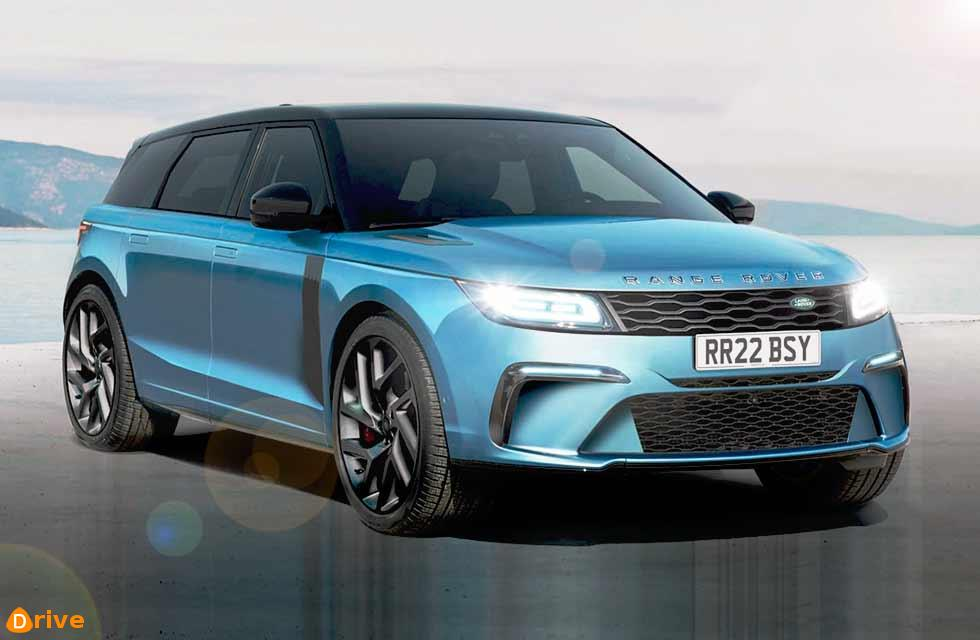 Land Rover bets on new Range Rover