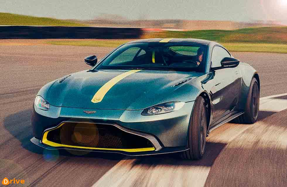 Manual 'box  for 2020 Aston Martin Vantage AMR