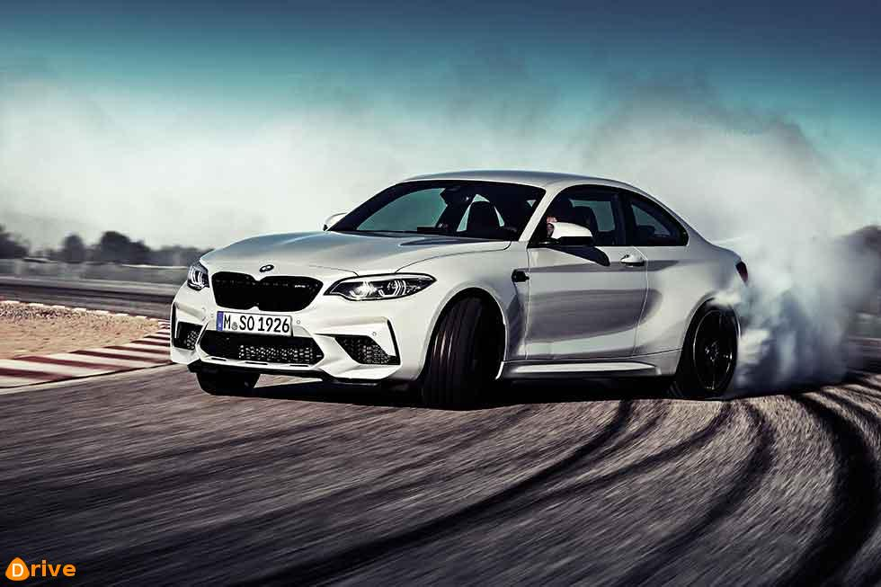 2020 BMW M2 Competition F87