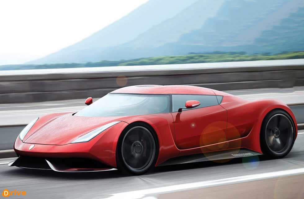 Koenigsegg's supercar due 2020