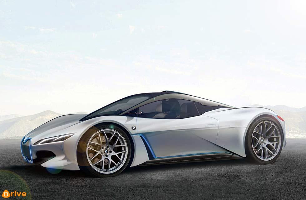 Electric future for next-gen i8 BMW