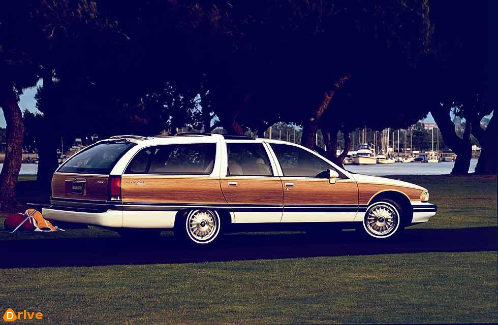 1991-1994 Buick Roadmaster Estate Wagon R35 BR8
