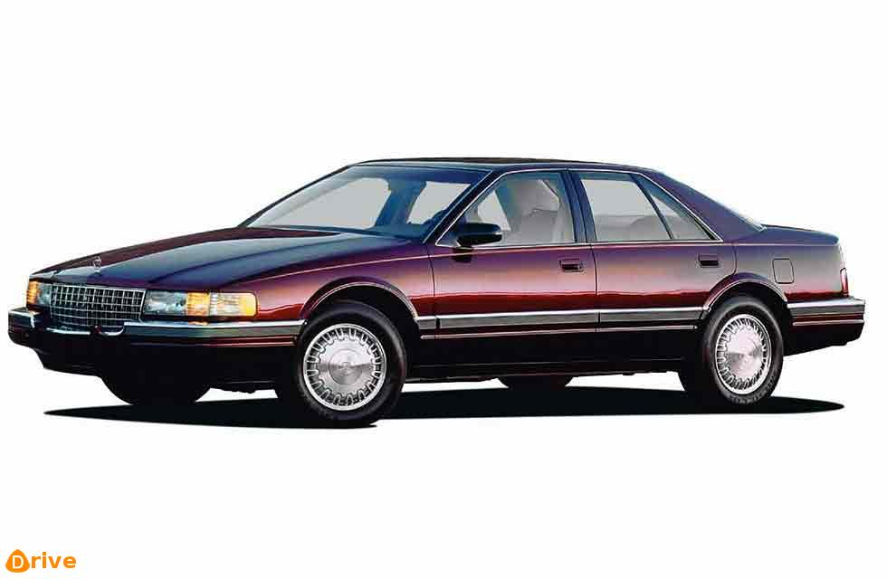 1992-1997 Cadillac Seville STS North America KY5-Y69