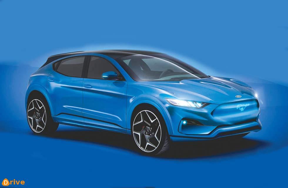 Ford EV to gun for Tesla Model Y