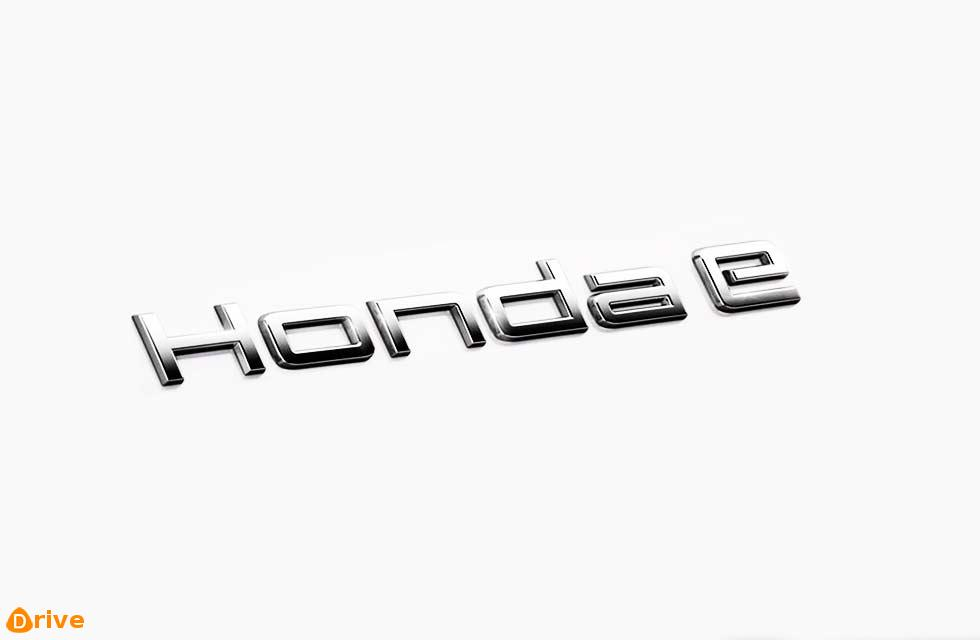 Honda names its first all-electric car