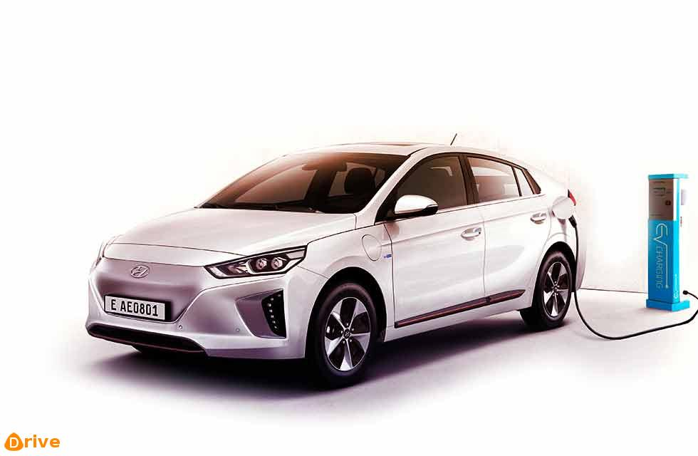 More range and upgraded battery for Hyundai Ioniq Electric