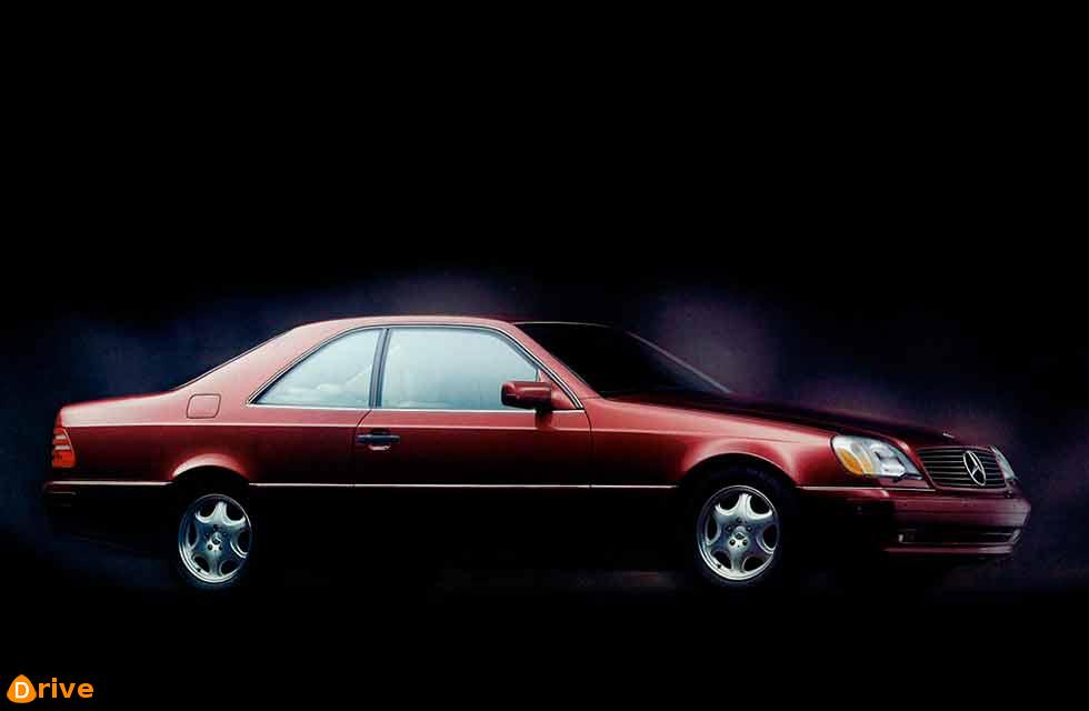 Mercedes-Benz CL C140 is one of the rarest around