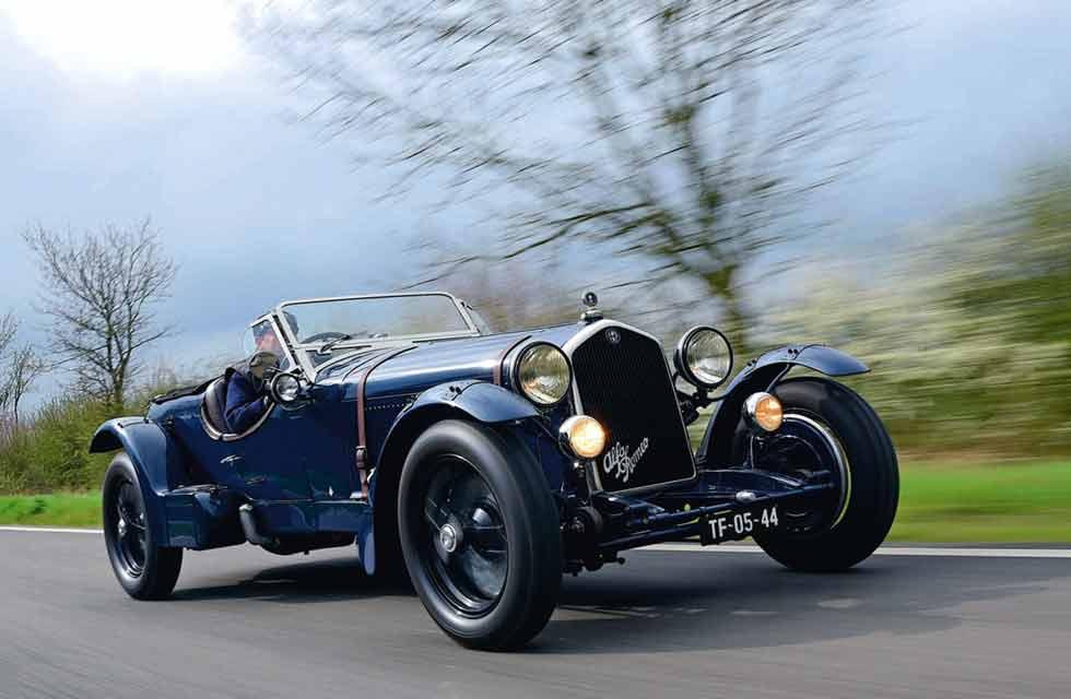 1935 Alfa Romeo 8C 2300 'Long Chassis'