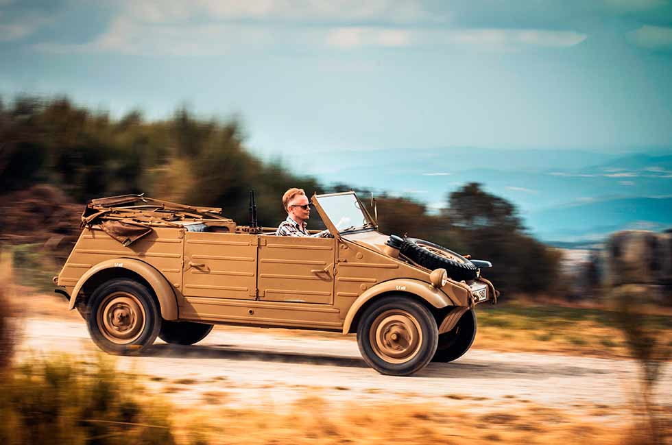 1943 Volkswagen Kübelwagen Type 82