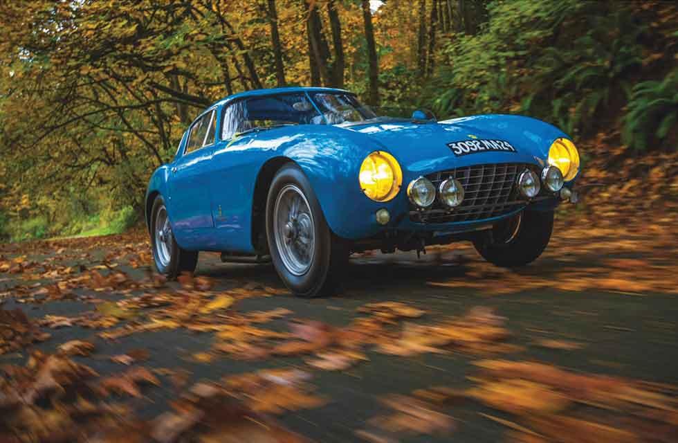 1954 Ferrari 500 Mondial Berlinetta Pinin Farina