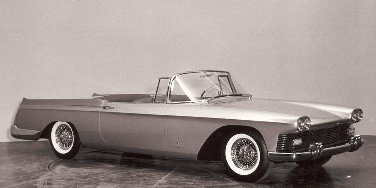 1958 Cadillac Cabriolet Four-Posti