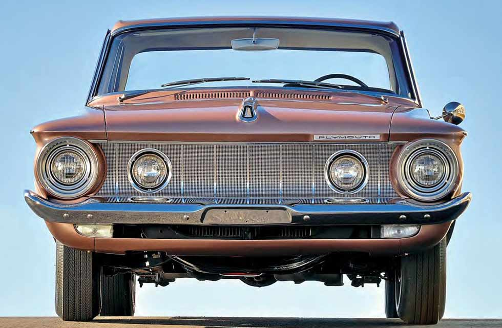 1962 413 Super Stock Plymouth Savoy