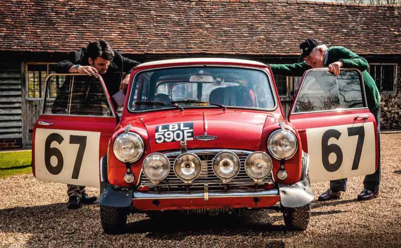 1967 Mini Cooper S