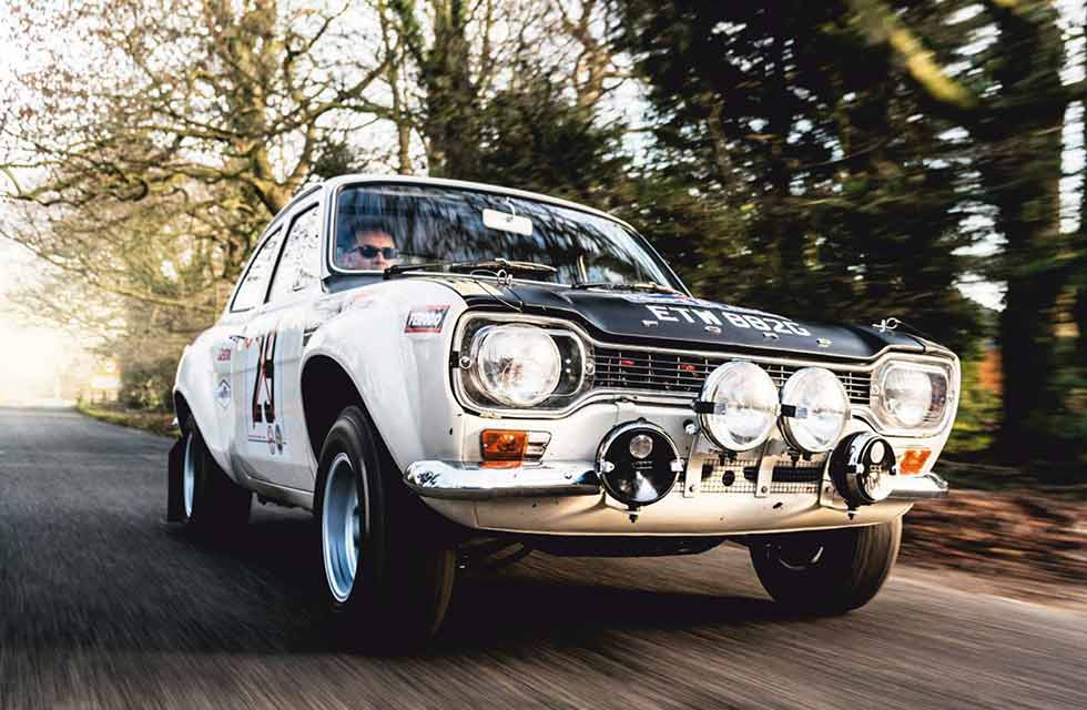 1969 Works Ford Escort Twin Cam