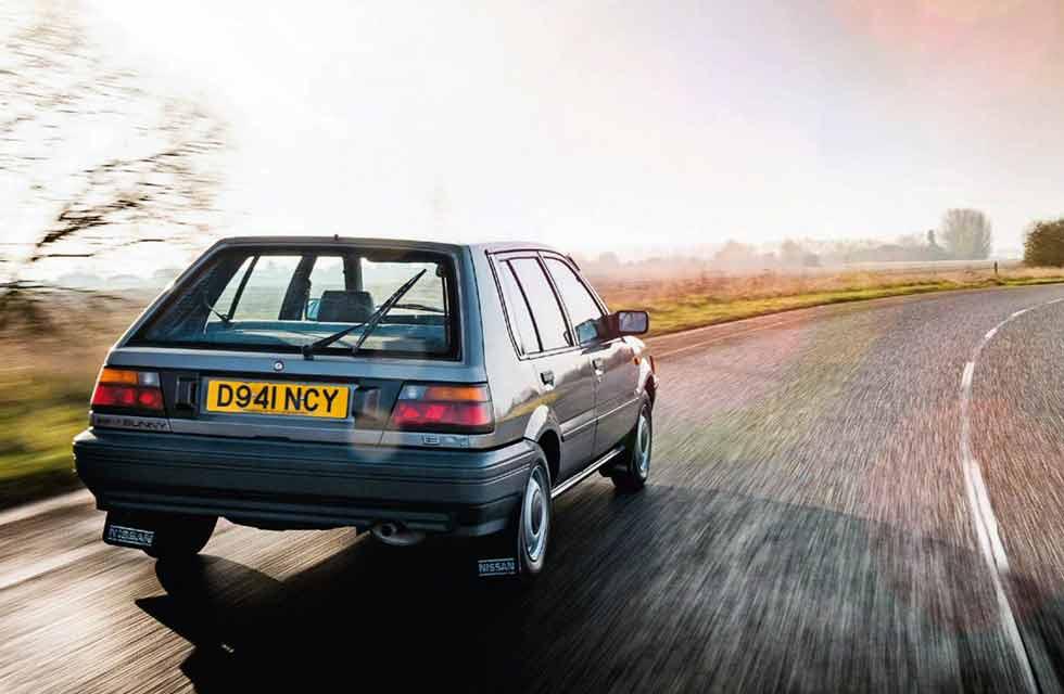 1987 Nissan Sunny