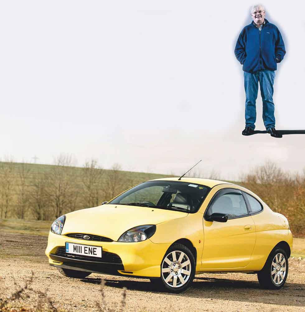 Puma lead engineer Richard Parry-Jones talks about the car's development.