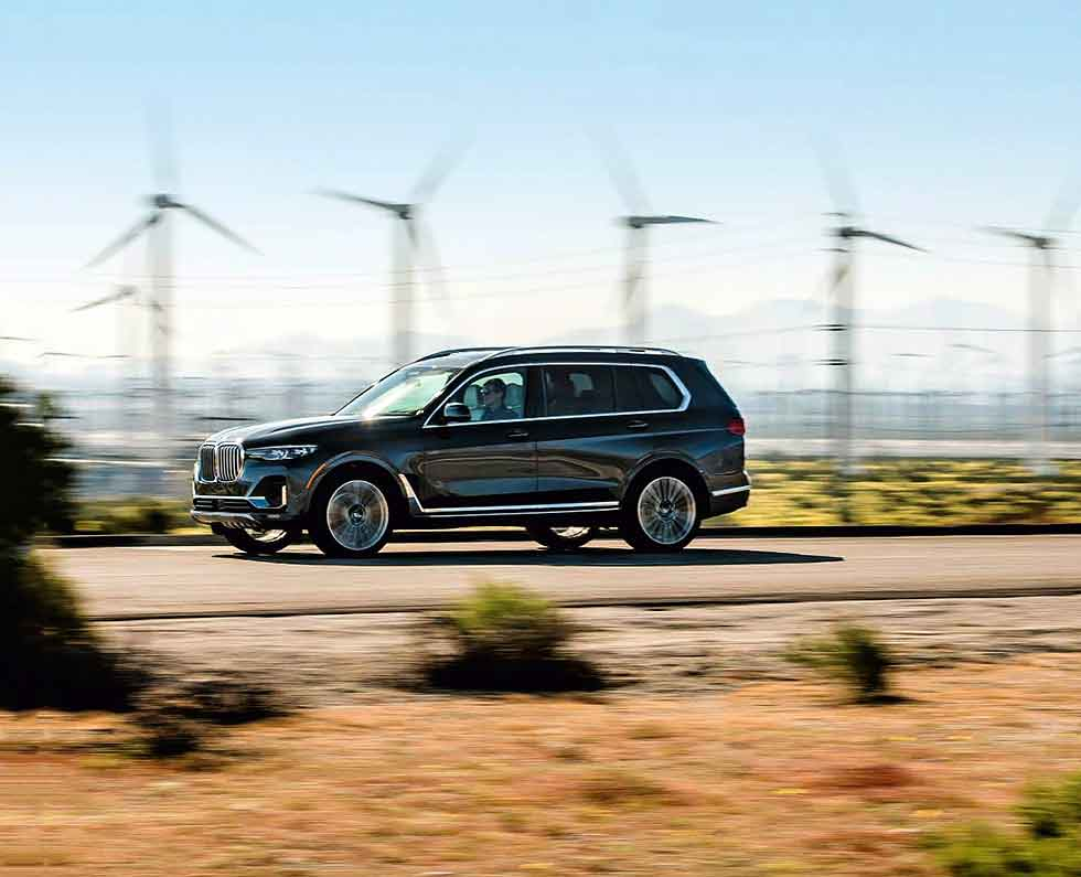 2019 BMW X7 xDrive40i Design Pure Excellence G07