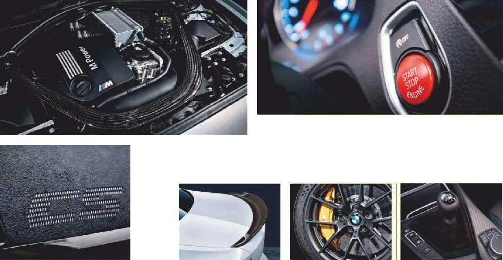 2020 BMW M2 CS F87