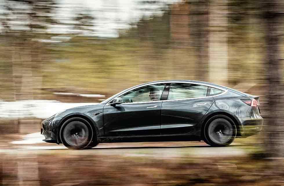 2020 Tesla Model 3 - road test