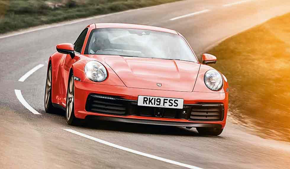 2020 Porsche 911 Carrera S 992