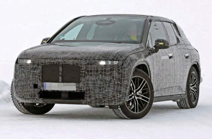 BMW readies iNext SUV for 2021