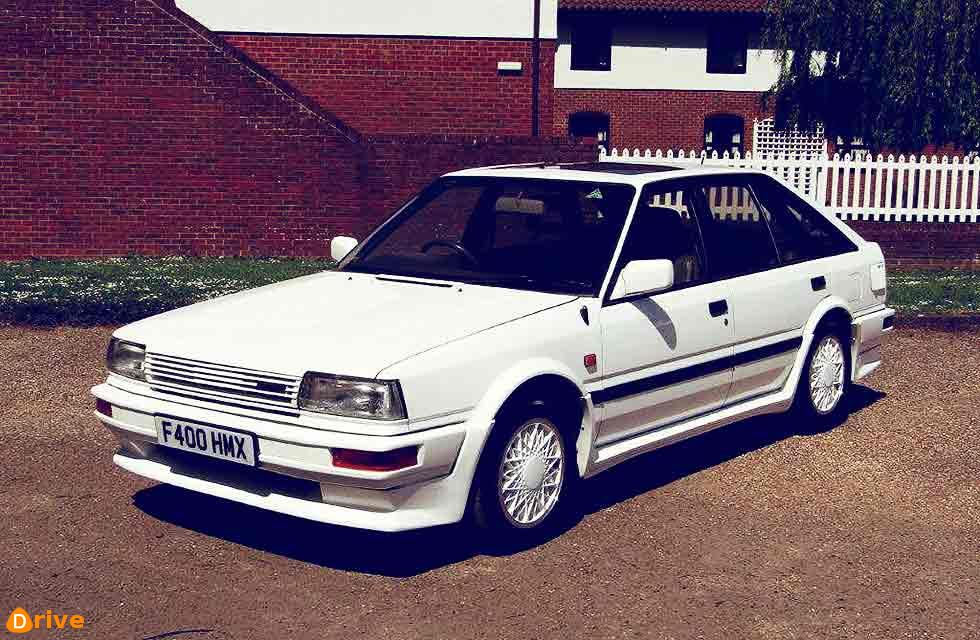 1988 Nissan Bluebird Executive Turbo