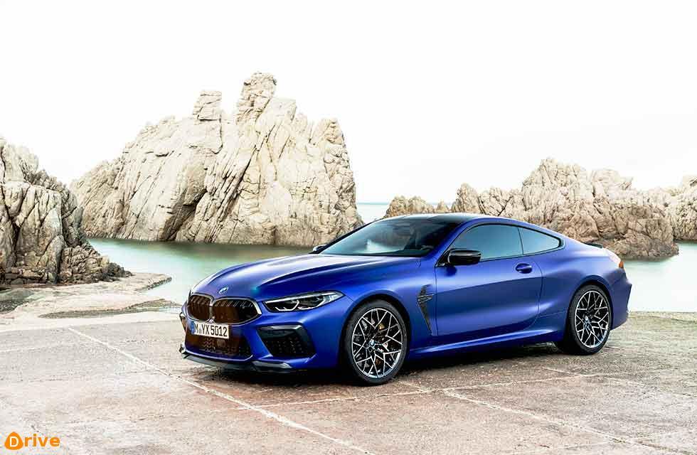2020 BMW M8 Competition Coupé F92