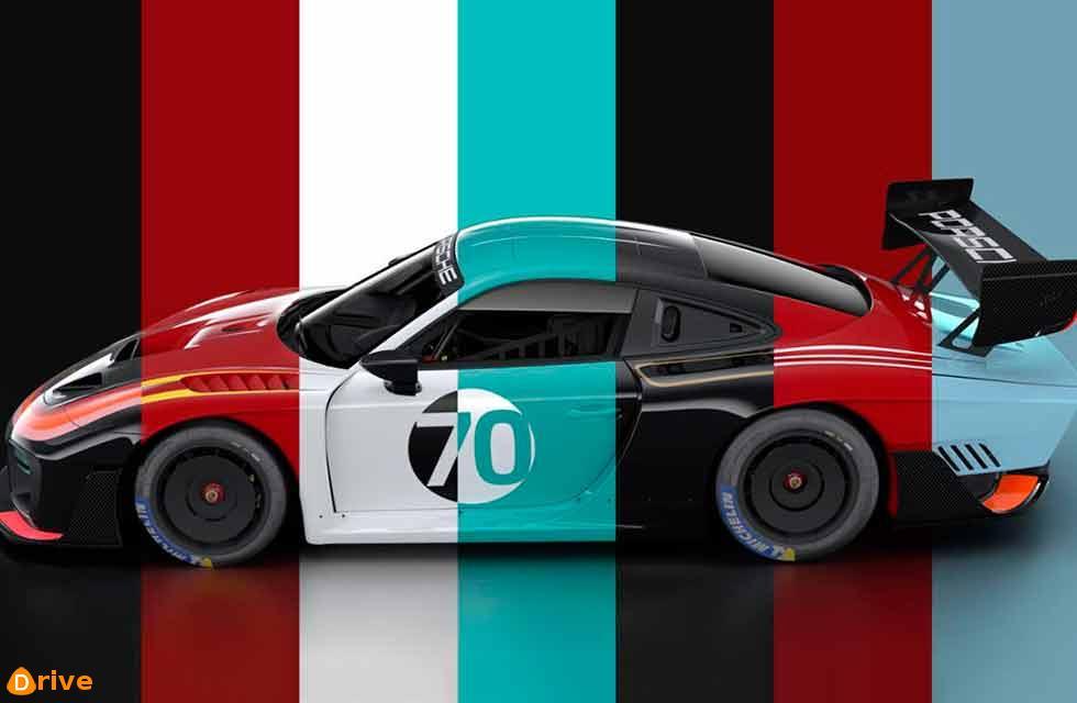 Porsche reveals liveries for 935