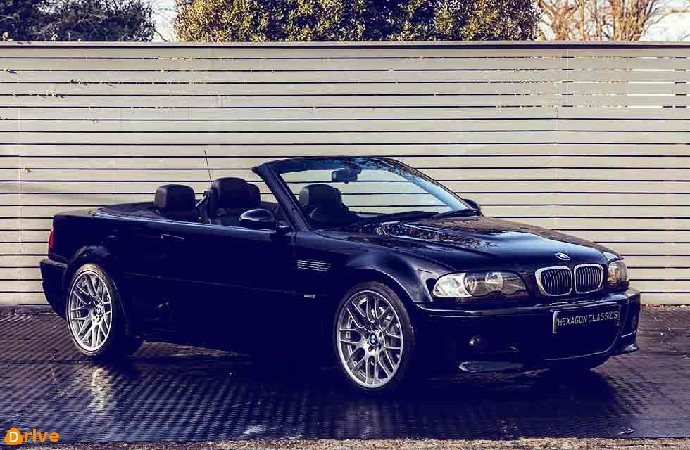 2006 BMW M3 Convertible CS Upgrades (E46) SMG