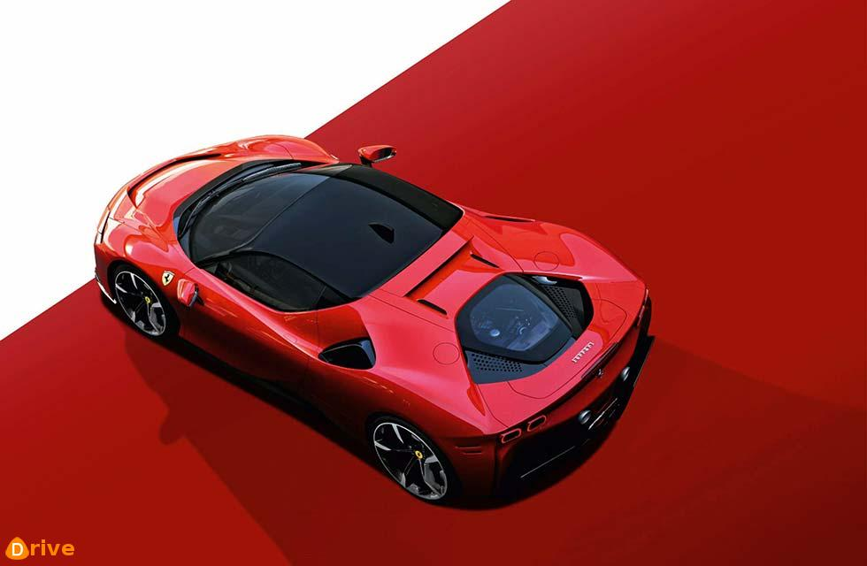 A world of firsts for Ferrari as its new SF90 Stradale flagship goes digital