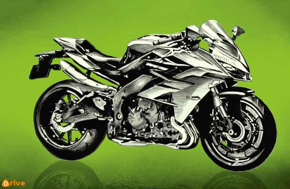 Kawasaki ZX-25R A 250-cc in-line four in the making?