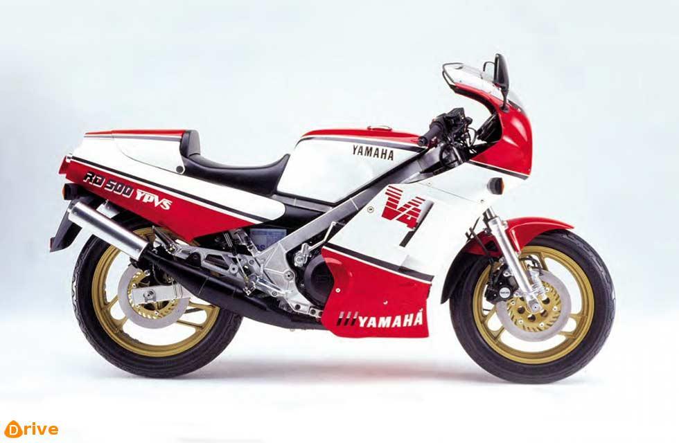 Yamaha RZV500R