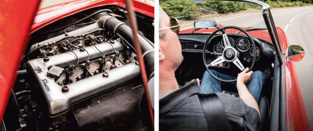 1964 Alfa Romeo 2600 Spider Tipo 106