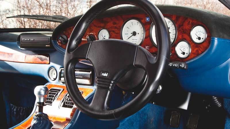 1994 Spectre R42 - road test