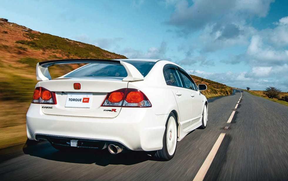 2006 Honda Civic Type R FD2 - road test