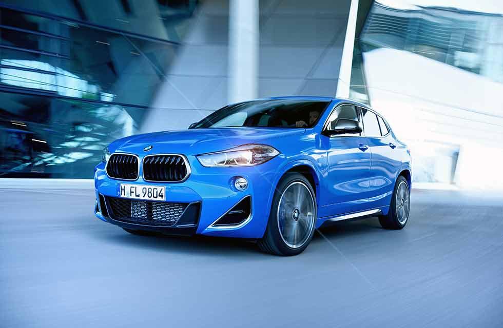 2020 BMW X2 M35i F39