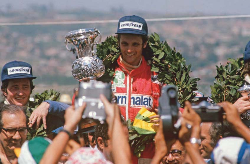 Niki Lauda 1949-2019