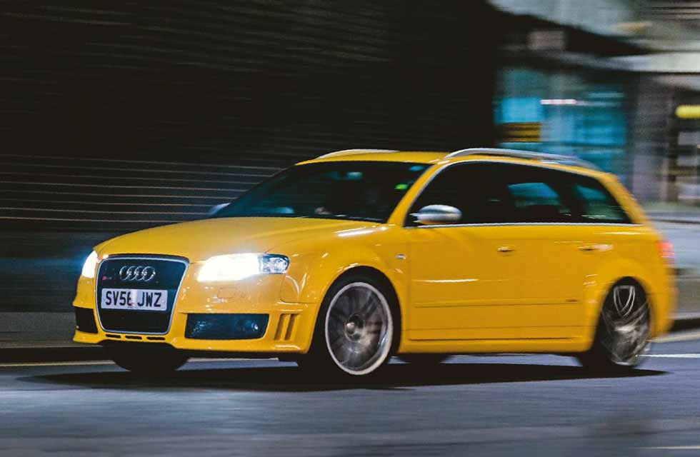 2006 Audi RS4 B7