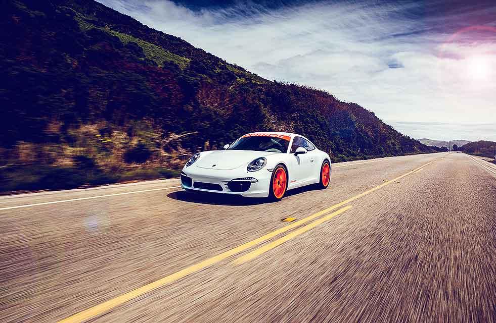 Vonnen Porsche 911 Hybrid 991
