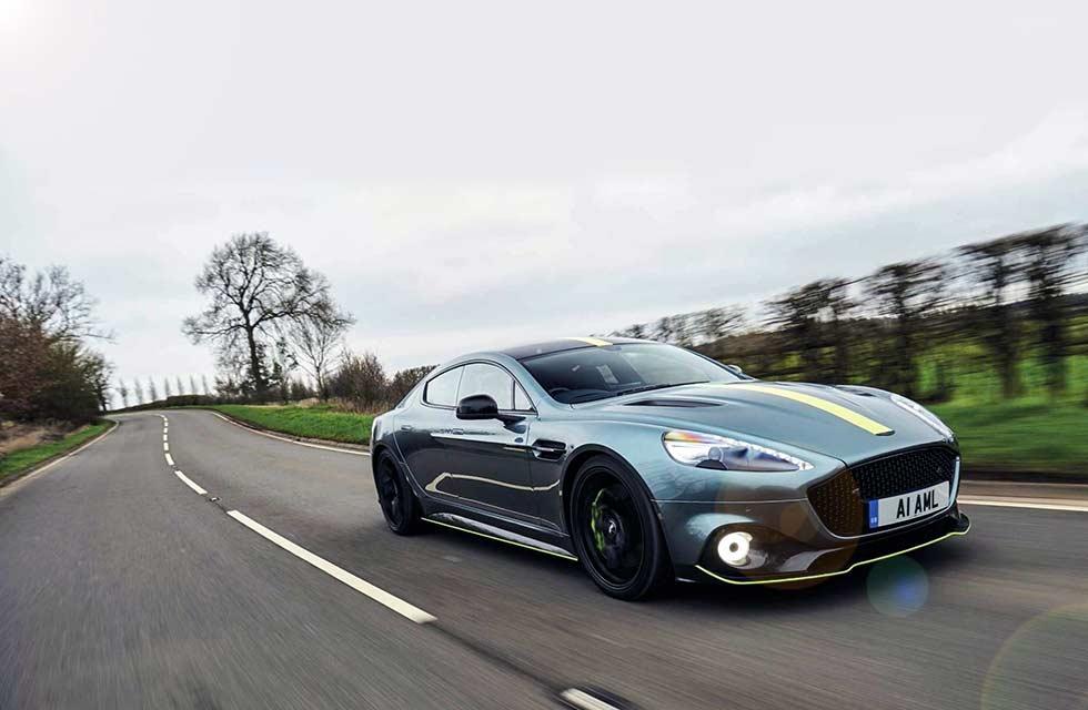 2019 Aston Martin/Aston Parrott and Drive-My EN/UK