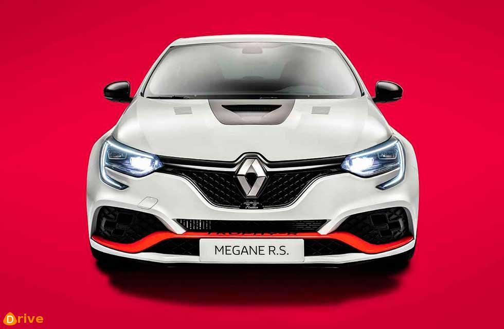 2020 Renault Megane RS Trophy-R