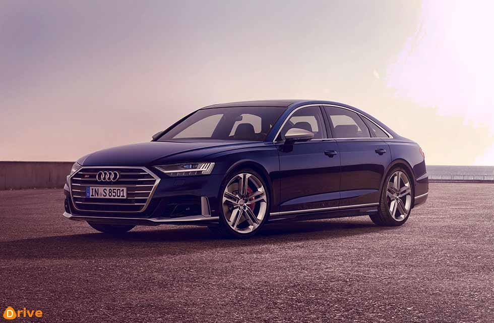It's the new 2020 Audi S8 D5!