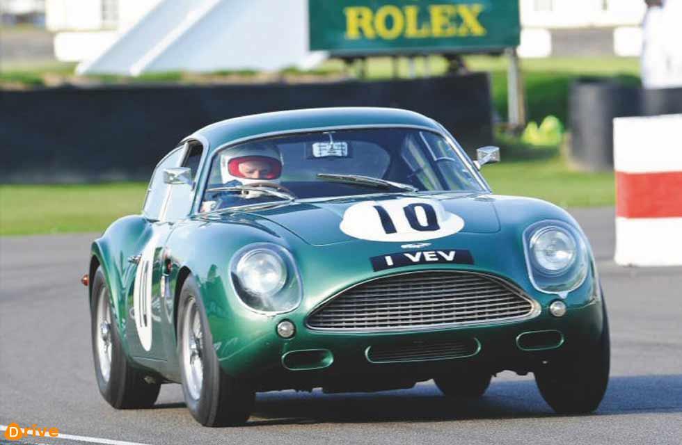 1964 DB4 GT Zagato