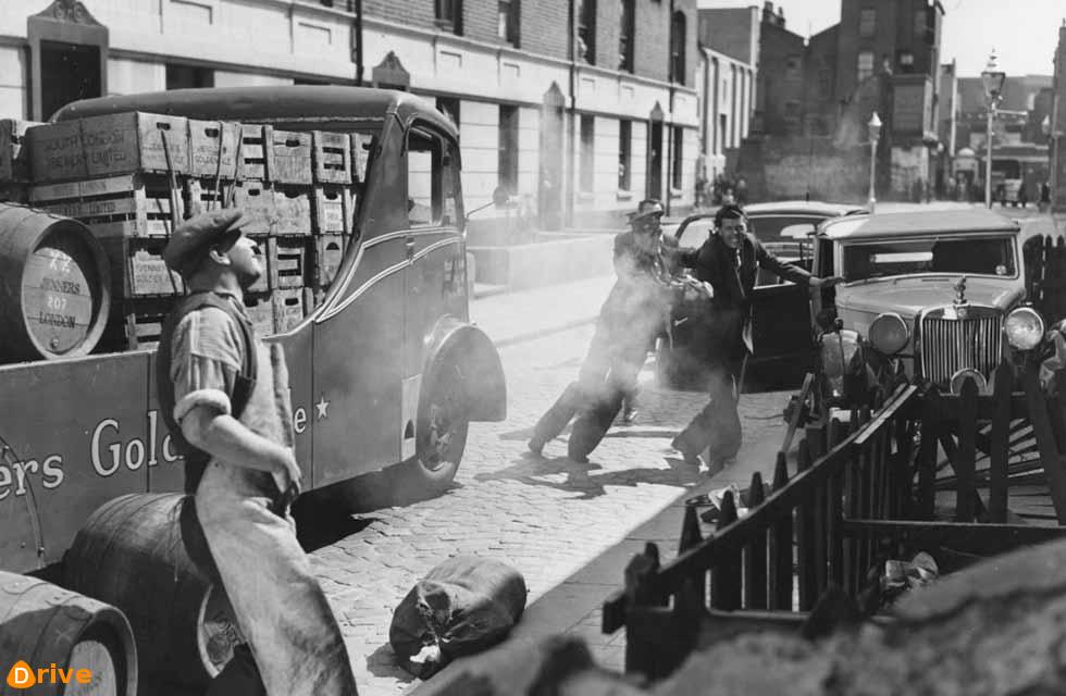 That Ealing moment: The Blue Lamp 1950