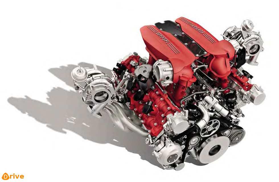 Ferrari Tipo F154 V8